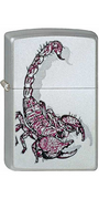 205 Scorpion Color